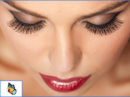 Eyelash Extensions, Tinting and Lifting - Glo Med Spa and Wellness in Austin, TX