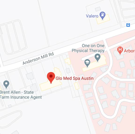 Get Directions to Glo Med Spa & Wellness in Austin, TX