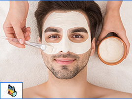 Men's Facial - Glo Med Spa and Wellness in Austin, TX